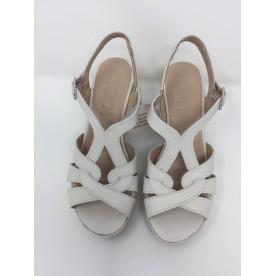 Wonders sandalo pelle tacco 10 comodissimo disponibile in 6 colori