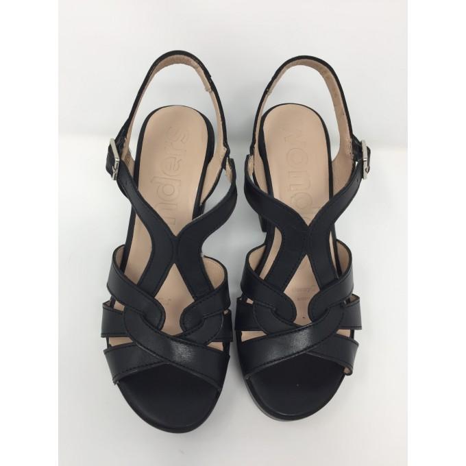 Wonders sandalo pelle tacco 10 comodissimo