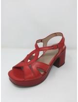 Wonders sandalo pelle tacco 8 comodissimo disponibile in 4 colori