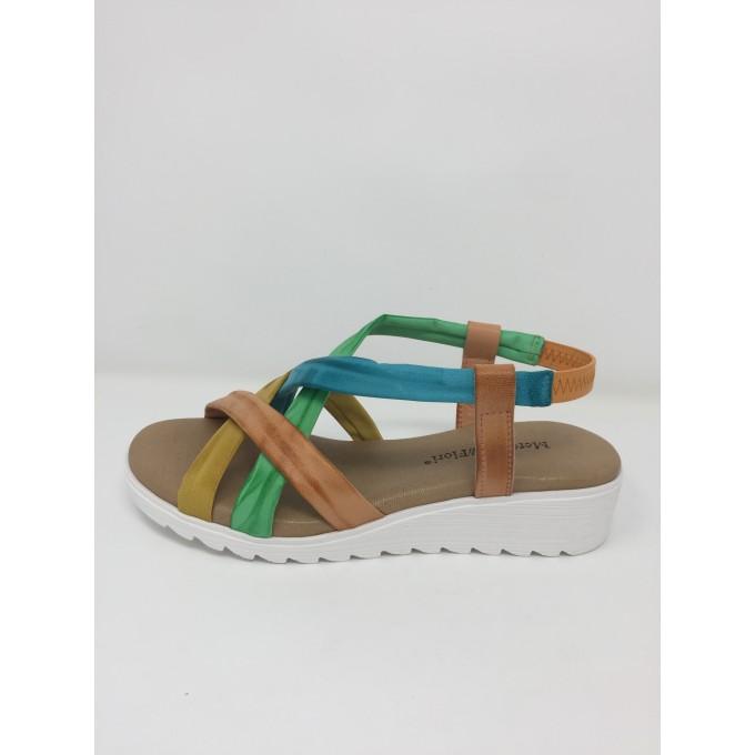Mercante Colori Di 3 Disponibile Fiori Sandalo Incrociate In Fasce k0wN8nPXO