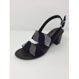 Mercante di Fiori sandalo tacco 7 disponibile in 2 colori