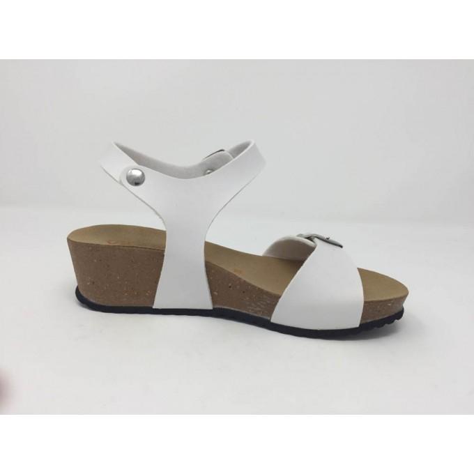 Sandalo Doppia Fibbia