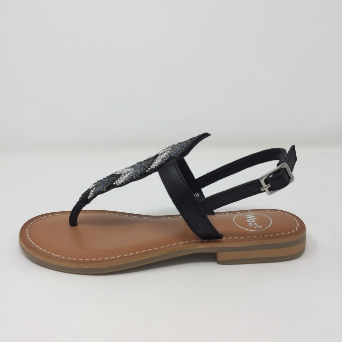 Woz Sandalo Infradito Stile Positano