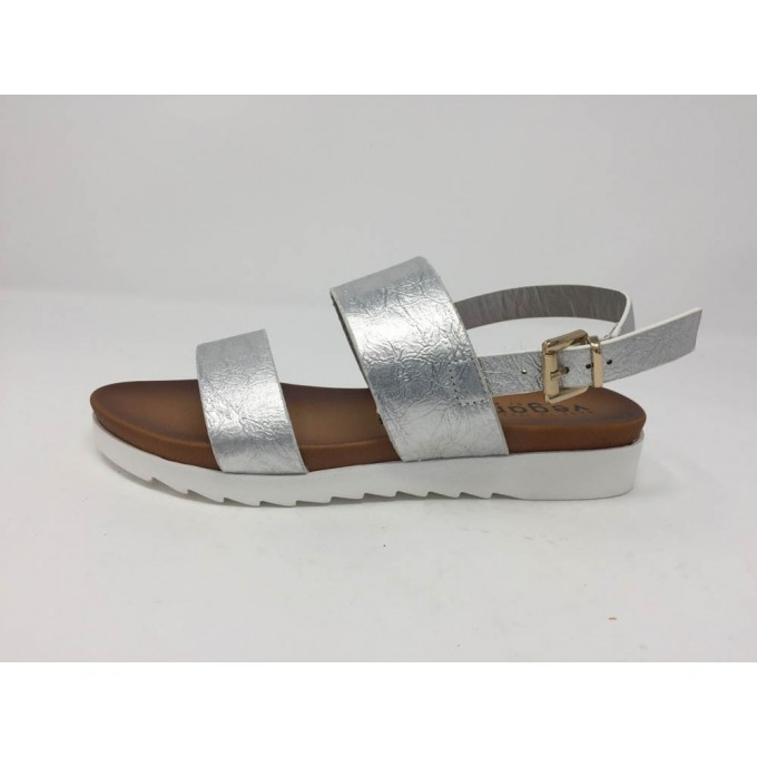 Sandalo Doppia Fascia