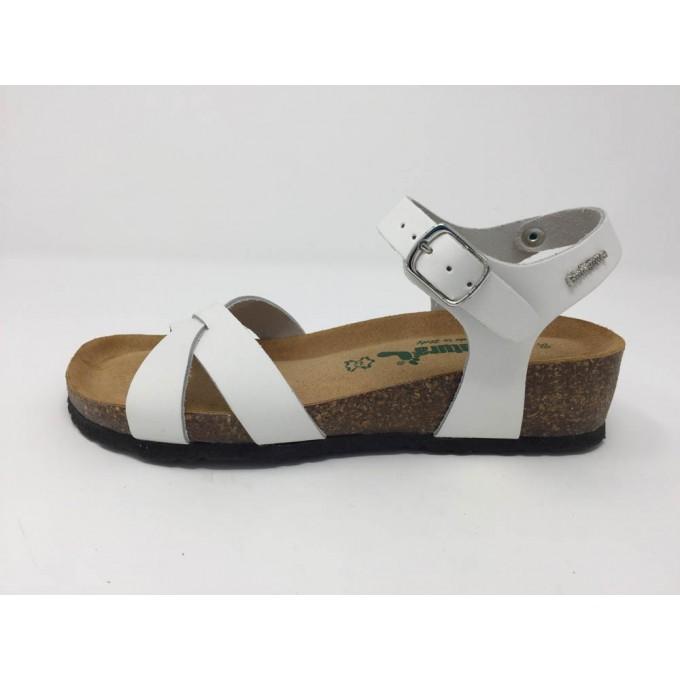 Sandalo Incrociato Cinturino