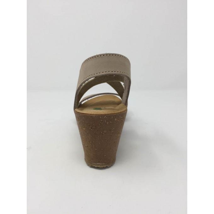 Sandalo Zeppa Elastici
