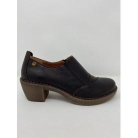 jungla scarpa accollata tacco comodo