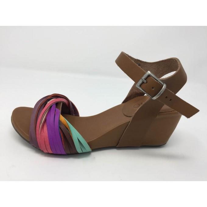Sandalo Listini Colorati
