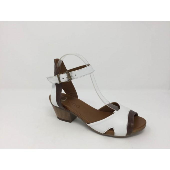 Sandalo Fascia E Cinturino