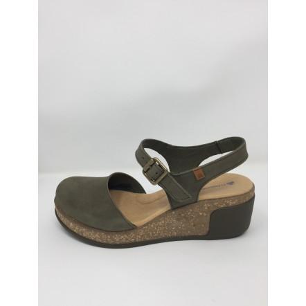 Sandalo 5 Naturalista El Chiusa Disponibile Colori 5 Con Cm In ComfortPunta 4 Zeppa 7Yf6gyb