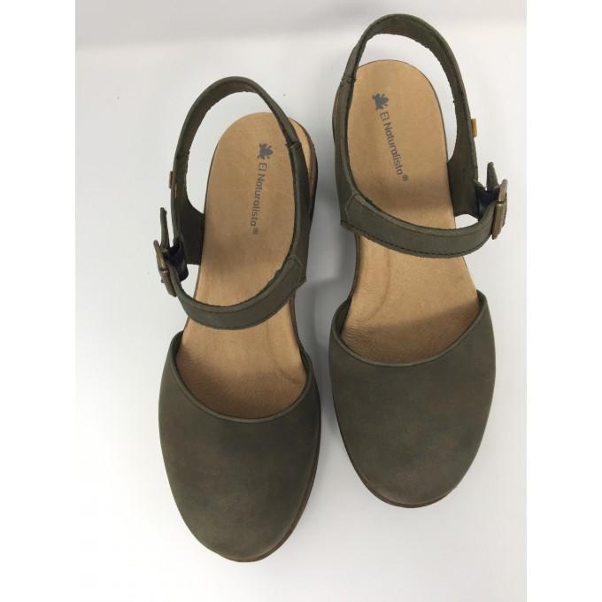 4 Zeppa Naturalista In Cm 5 Con Colori Chiusa Disponibile Sandalo El 5 ComfortPunta deWxrCBo