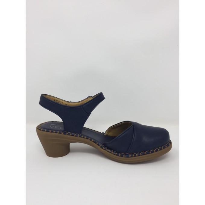 VEGAN El Naturalista sandalo punta chiusa tacco 6 cm